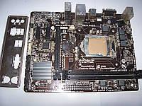 Gigabyte GA-H61M-D1  Socket 1155 Б/У Полностью рабочая