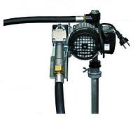 Насос бочковой для дизельного топлива 220В, 60 л/мин