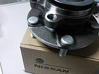 Ступица переднего колеса (оригинал) Nissan Qashqai J10, X-Trail T31, Juke