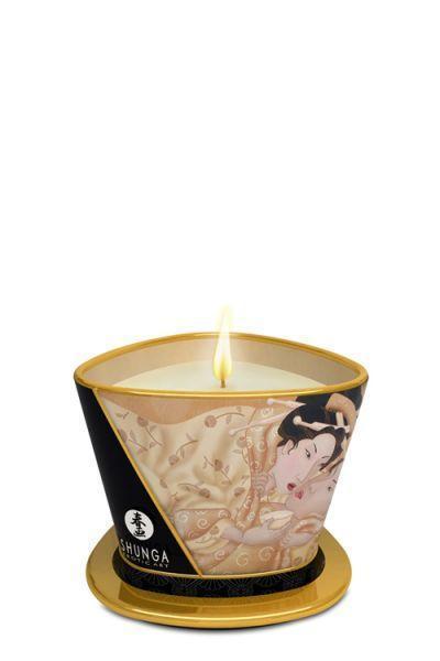 Shunga - Свеча для массажа MASSAGE CANDLE VANILLA