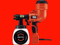 Black&Decker HVLP200 пульверизатор для мебельного лака