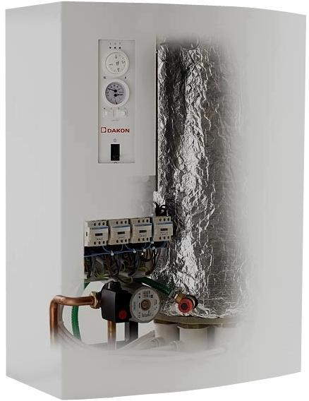 Электрический котел Dakon Daline PTE 22-24-30 - 60 кВт