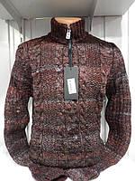 Свитер мужской пуловер шерсть Турция