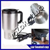 Электрическая термокружка для авто Electric Mug 14oz Электрик Муг, фото 1