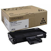 Тонер-картридж Ricoh Black 1,5 K SP 201/ SP 203/ SP 204