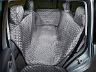 Автомобильная подстилка, чехол, защитная накидка, авточехол, автогамак для собак 220см x 140см, фото 2