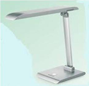 Настольная лампа Sirius G 558 LED 5W серебристая
