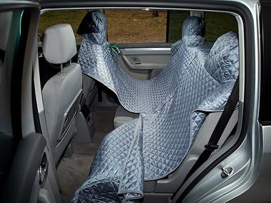 Гамак-подстилка авточехол на заднее сидение для собак Hobby Dog 190 см x 140см