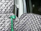 Автомобильная подстилка, чехол, защитная накидка, авточехол, автогамак для собак 220см x 140см, фото 4