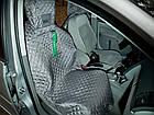 Автомобильная подстилка, чехол, защитная накидка, авточехол, автогамак для собак 220см x 140см, фото 5