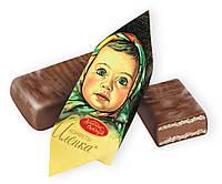 Шоколадные конфеты Аленка шоколадно - вафельная фабрика Красный Октябрь