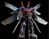 Обзор трансформера Ultimate Optimus Prime с азиатского рынка