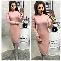 Платье  (42,44,46,48) —турецкий трикотаж люрекс купить оптом и в розницу в одессе  7км