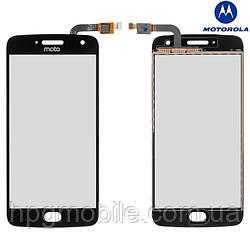 Сенсорный экран для Motorola Moto G5 Plus XT1684, XT1685, XT1687, черный, оригинал