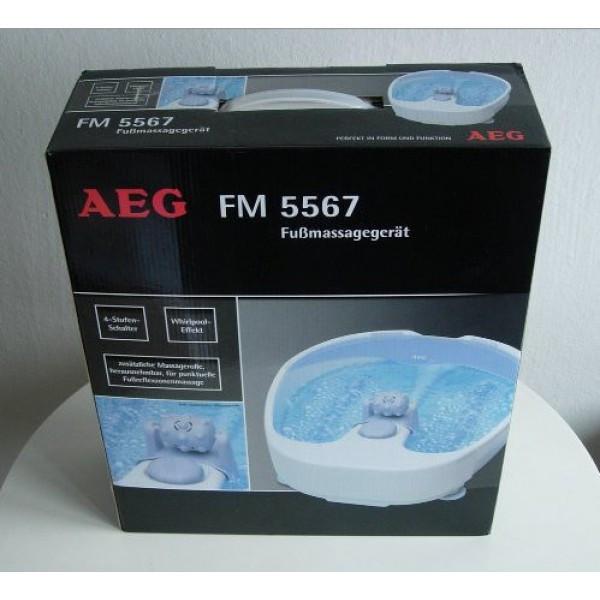 Массажер для ног AEG FM 5567