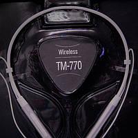 Наушники безпроводнве wireles TM-770 белые