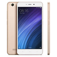Смартфон Xiaomi Redmi 4a 2/16Gb золотой