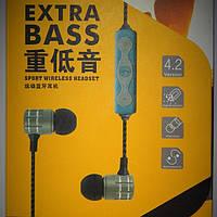 Наушники extra bass беспроводные спорт