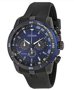 Мужские часы Citizen Eco-Drive Ecosphere CA4155-12L Polyurethane