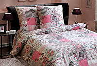 Семейное постельное белье комплект (хлопок)