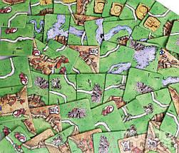 Настольная игра Каркассон. Дворяне и башни, фото 3
