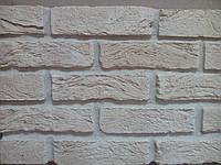 Кирпич ручной формовки Екатеринославский Снежная королева, фото 1