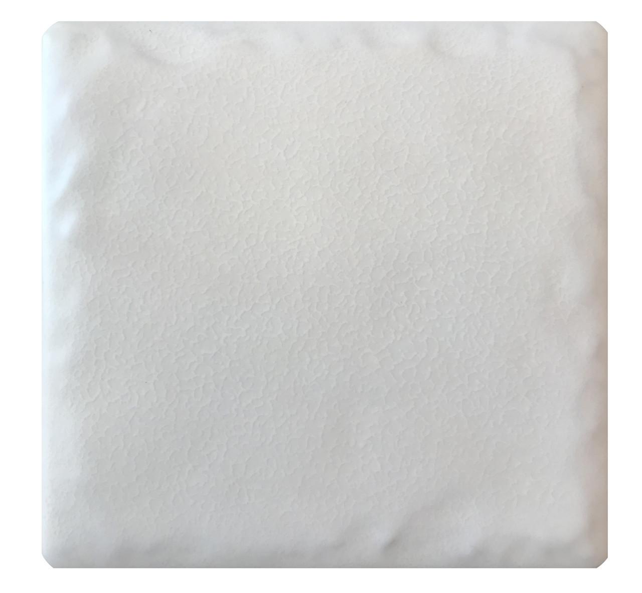Плитка керамическая рельефная квадратная для сублимации (12 х 12 см)