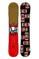 Сноуборд Santa Cruz The Simpsons Duff Beer 154