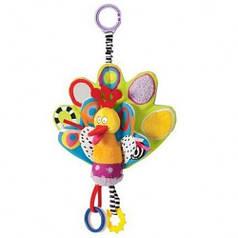 Развивающая игрушка-подвеска - ПАВЛИН 11455 Taf Toys