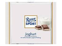 Шоколад Ritter Sport  Риттер молочный с йогуртом 100 грамм