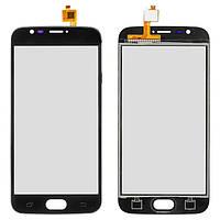Сенсорный экран (touchscreen) для Doogee X9 Mini, черный, оригинал