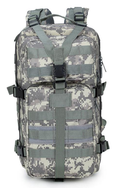 Тактический Штурмовой Военный Рюкзак на 30-35литров
