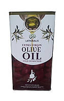 Масло оливковое Latrovalis Extra Virgin Olive Oil Cold Extraсtion. Оптом.