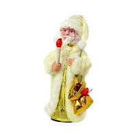 Музыкальная игрушка «Танцующий Дед Мороз» JY040B, 26 см
