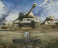 "Набор для вышивания ""World of Tanks"", фото 1"