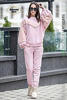 Женский прогулочный костюм Фиерия (розовый)