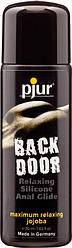 Pjur -!backdoor anal Relaxing jojoba silicone lubricant,  Анальная смазка на силиконовой основе ,30 мл