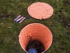Напыляемый полиуретановый утеплитель Polynor с насадкой для стен. Бесплатная доставка от 12 шт., фото 6