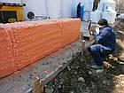 Напыляемый полиуретановый утеплитель Polynor с насадкой для стен. Бесплатная доставка от 12 шт., фото 7