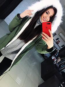 Женская зимняя куртка АП-563