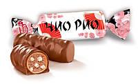 Шоколадные  конфеты Чио Рио с хрустящими шариками