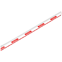 Стріла алюмінієва BOOM-6 для шлагбаума BARRIER (DOORHAN) довжиною 6 метрів