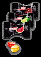 Мини леденцы   SLA STI  на натуральном соке  арбуза, махито, граната  и грейпрута