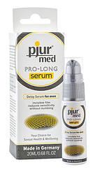 Пролонгирующая гель-смазка для мужчин pjur MED Pro-long Serum 20 мл