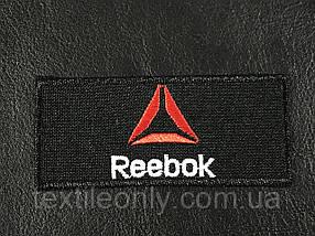 Нашивка Reebok 80х40мм