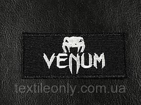 Нашивка Venum 80х40мм