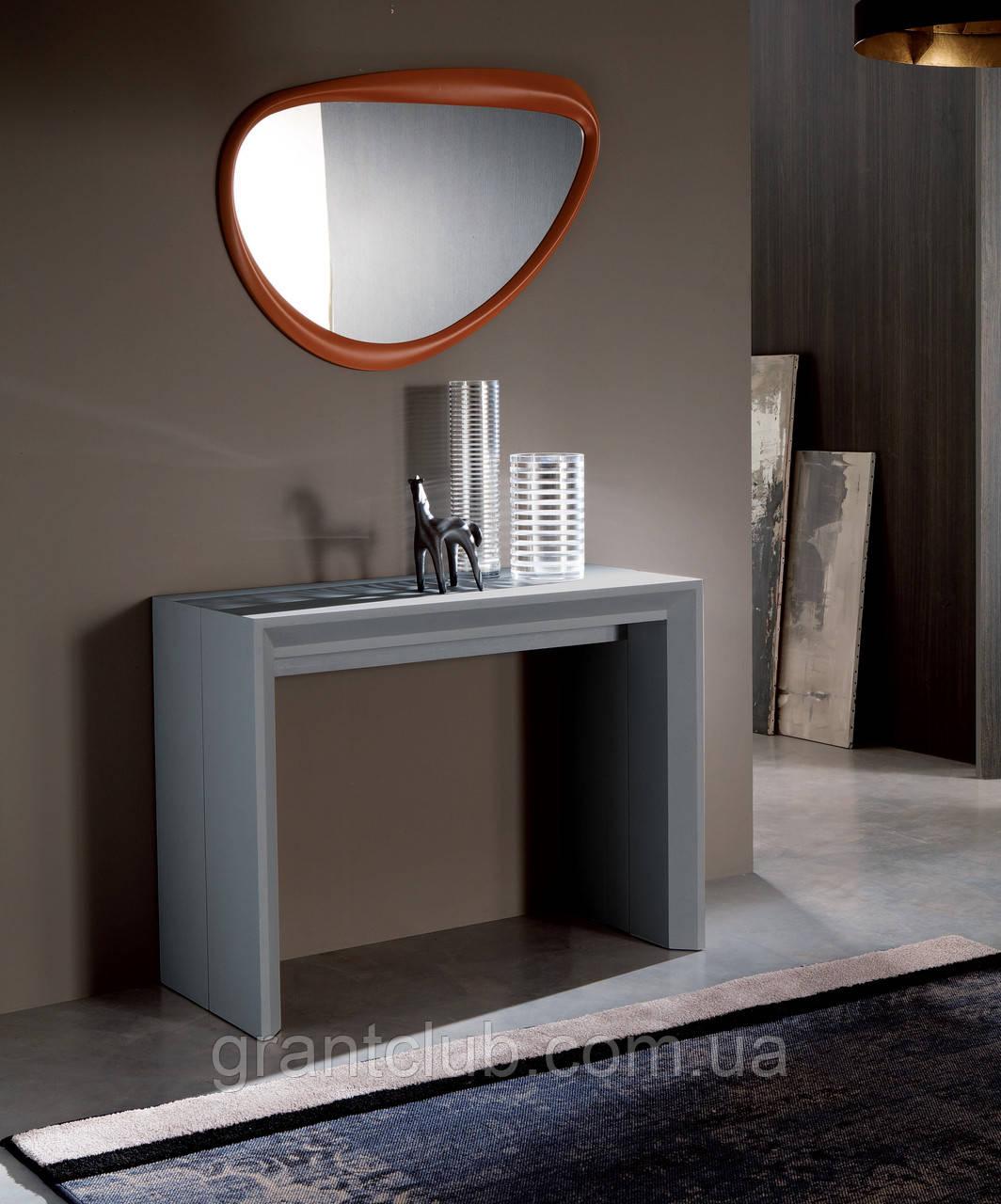 Раскладной стол - консоль GOLIA фабрика OZZIO (Италия)