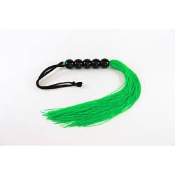 Плеть силиконовая зеленая