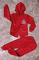Детский спортивный костюм с капюшоном в четырех цветах, детские спортивные костюмы оптом от производителя