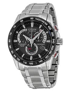Чоловічий годинник Citizen Eco Drive Chronograph AT4008-51E